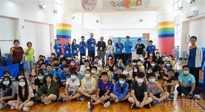 淡江化學車赴馬祖