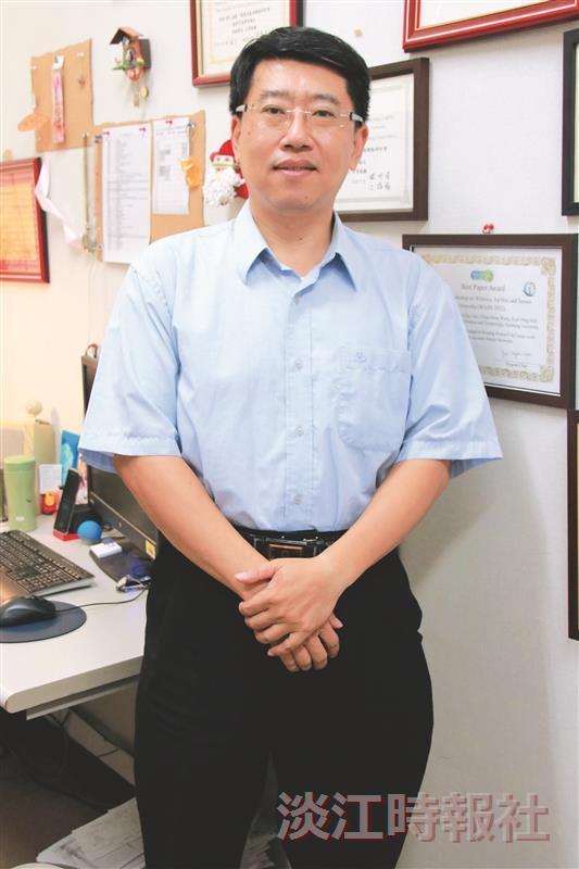 109學年度新任二級主管-遠距教學發展中心主任石貴平