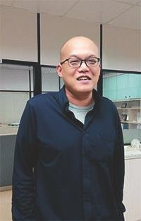 109學年度新任二級主管-前瞻技術組長曹乃龍