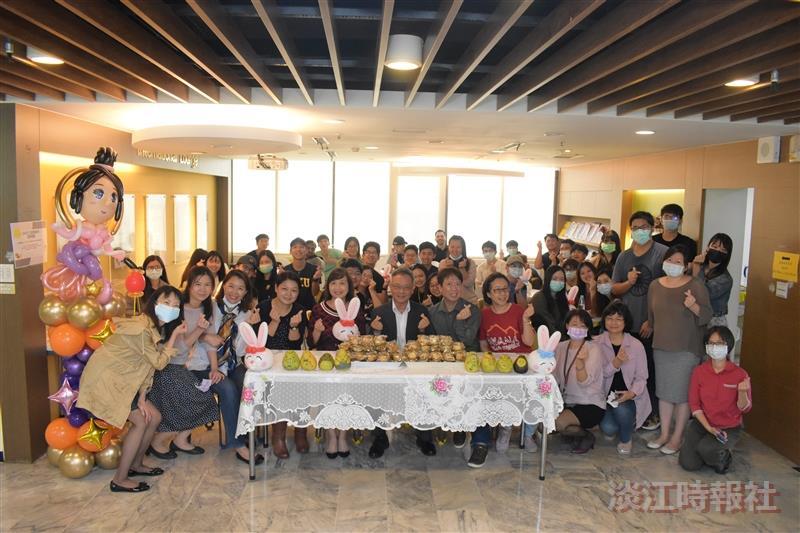 國際處舉辦境外生中秋活動