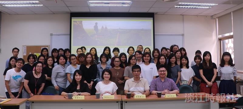 華語中心華語師資培訓班開訓