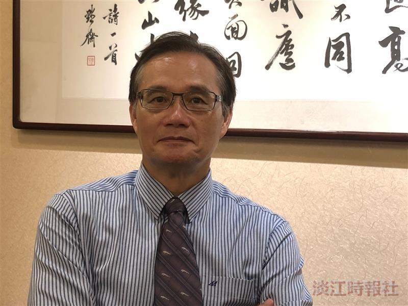 國際事務學院/國際事務與戰略研究所所長翁明賢
