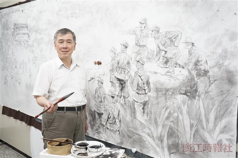 新駐校藝術家沈禎