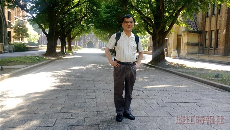 商管學院/資訊管理學系主任魏世杰