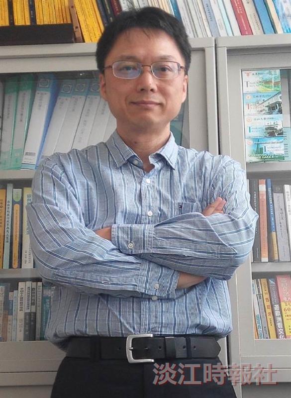 新任二級主管-國際事務學院歐洲研究所所長卓忠宏