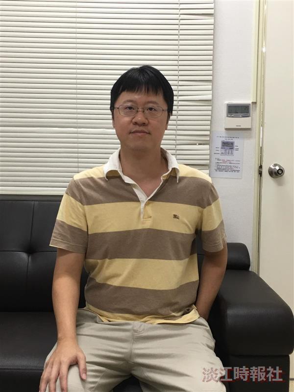 新任二級主管-工學院化學工程與材料工程學系主任賴偉淇