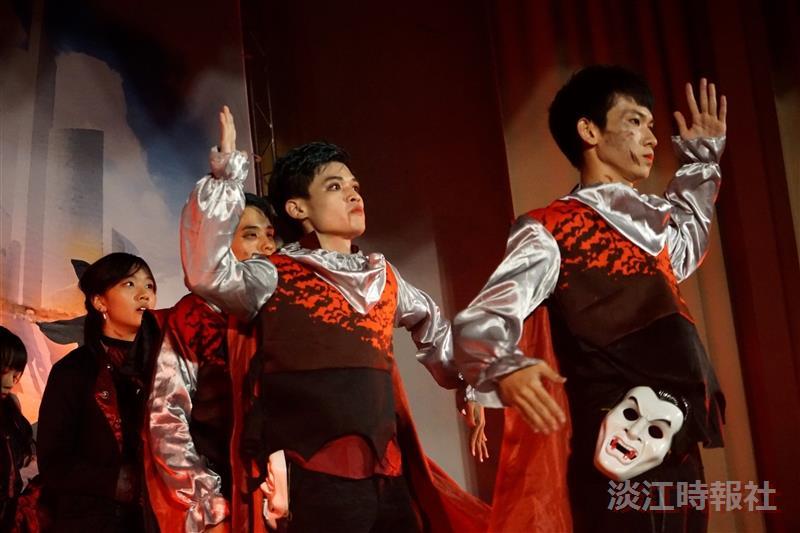 21社團接力 舞動學生活動中心