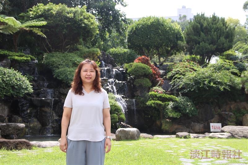 新任二級主管-商管學院數位商務與經濟碩士學位學程主任洪小文