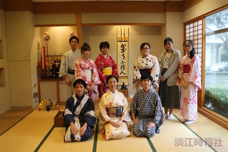 日本研究社日本茶道講座