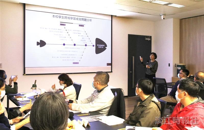 通核中心舉辦「通識教育【社會領域】108新課綱座談會」