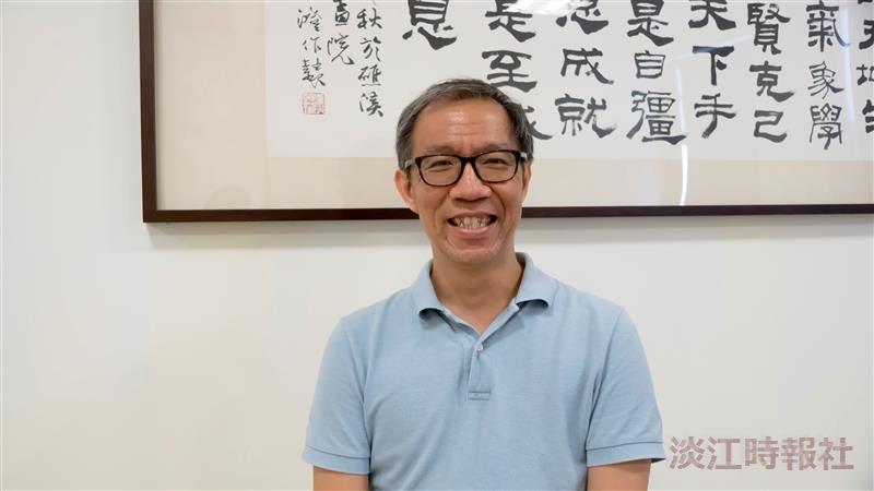 全球政經系助理教授梁家恩
