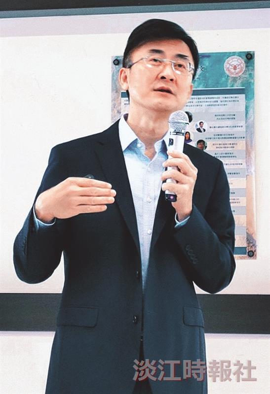 海洋科學與人文講座 吳俊傑談天氣預報的挑戰