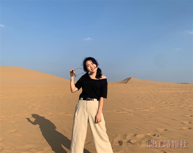 國企四郭庭溦 走訪多國深入體驗