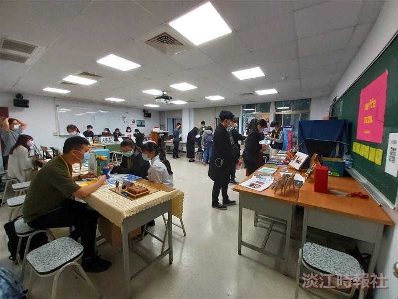 中文系學習成果展1