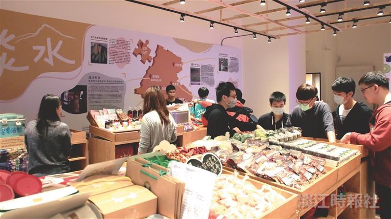 USR推廣小農產品 微型市集首進社區