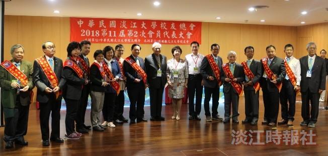 第七屆卓越校友18人獲表揚 逾200人澎湖參訪慧洋海運