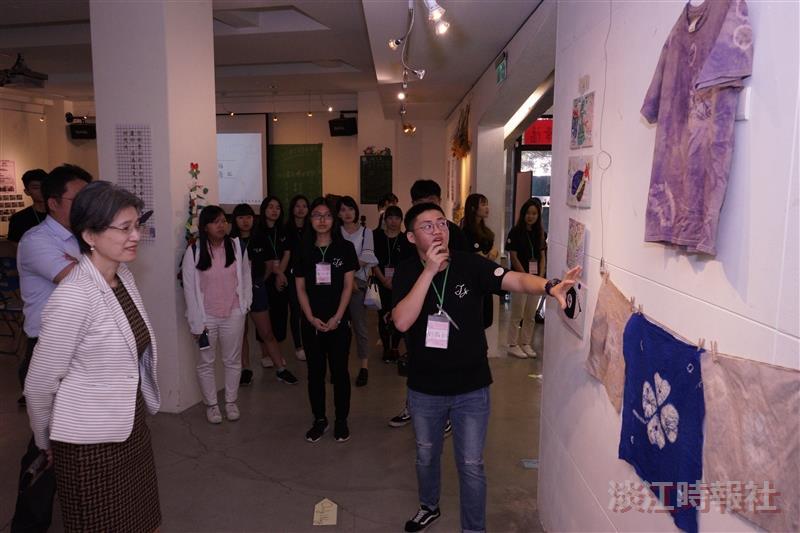 師培中心舉辦「與史懷哲相遇在黑天鵝」展