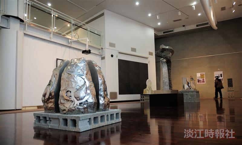 文錙藝術中心-雕塑與環境的對話