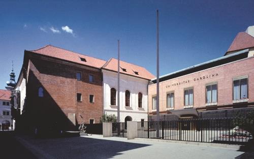 姊妹校on air-33   捷克查爾斯大學