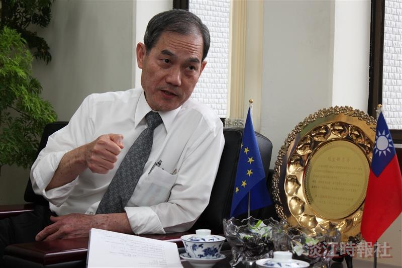 歐洲司司長徐勉生 外交困境成助力 拚出臺灣國際一席之地