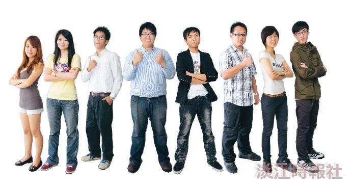 15名優秀青年出列 Excellence學術研究服務學習表現亮眼