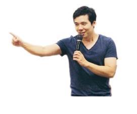 鄭匡宇:不要臉、不怕死,這世界就是我的