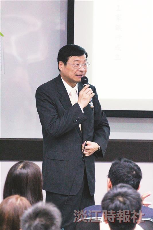 金管會主委曾銘宗分享金融科技創新