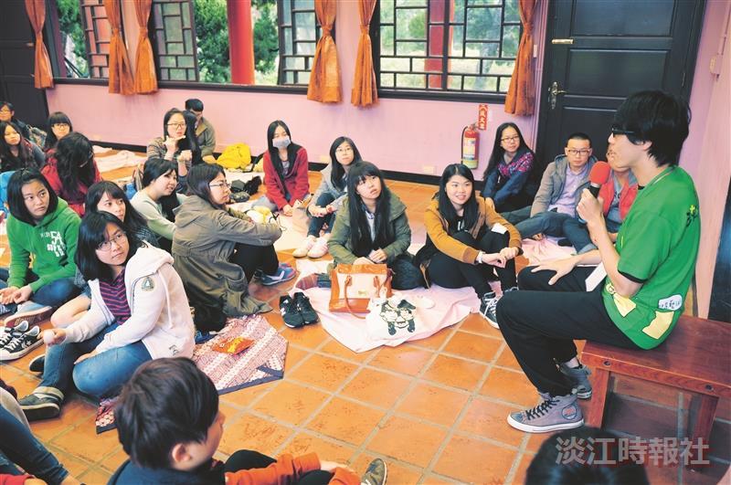 室內說故事野餐趣