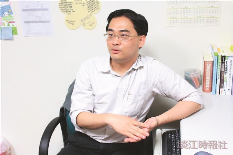 教學特優教師陳劍涵 數位化教學促學生延伸學習