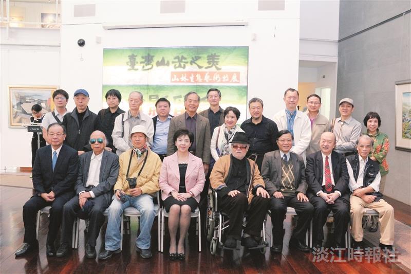 臺灣山岳展23日開幕 看見山林生態