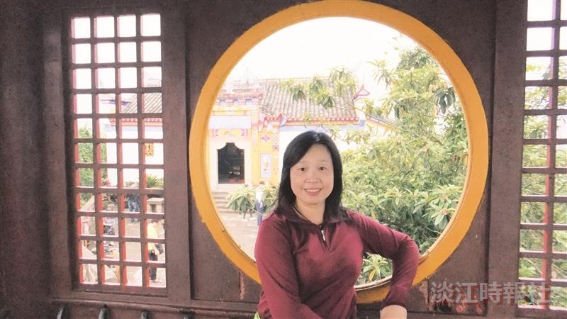 【102學年度新任二級主管專訪】職涯輔導組 組長吳玲