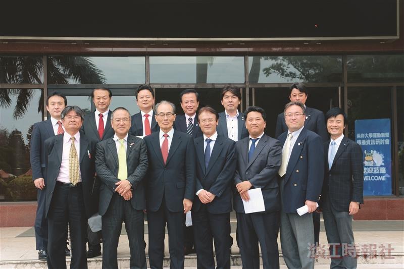東京都議員來訪