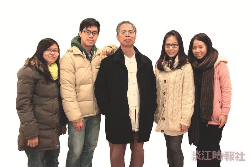 【特優導師】賴曜賢  關心化為行動 學生溫暖避風港