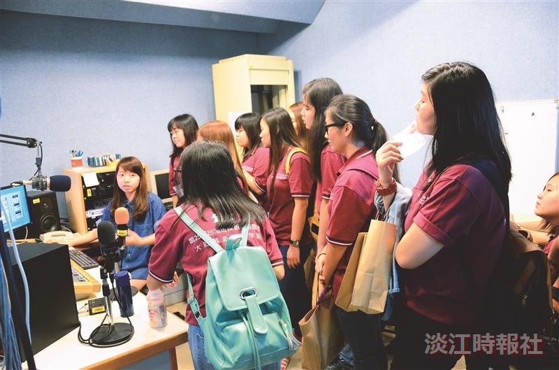 馬國高校來訪讚譽學習環境