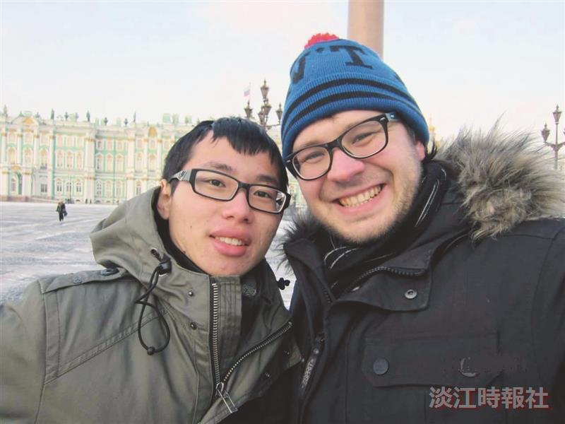 俄聖彼得堡大學 零下氣候磨練意志力