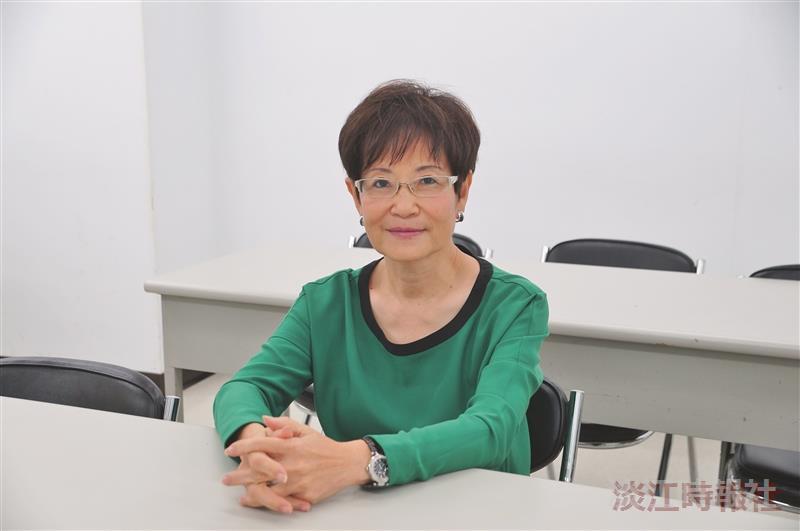 【淡江學術圈】趙雅麗 推廣產學合作 建構意義科學