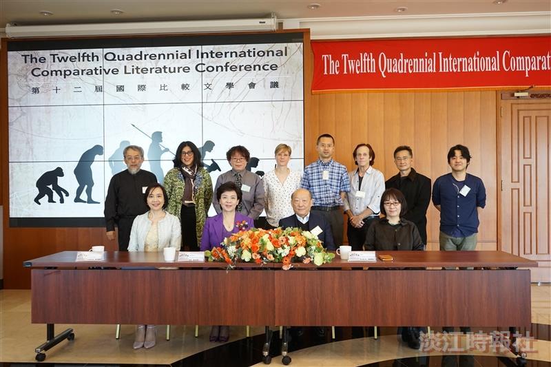 英文系舉辦第12屆國際比較文學會議