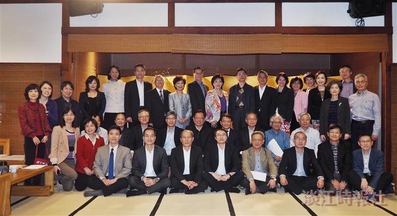 第159次行政會議北投文物館舉行