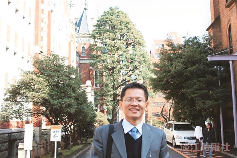 商管學院/公共行政學系主任蕭怡靖