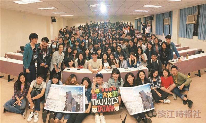 旅遊作家Peter Su 演講高人氣