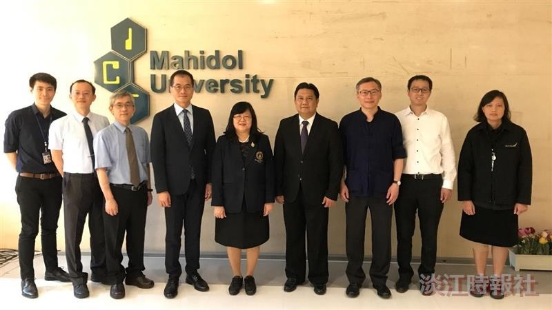 工學院院長至泰國參訪