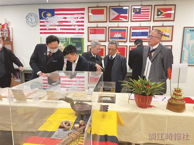 東南亞史研究室成立