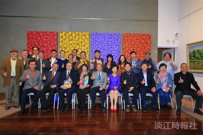 文錙藝術中心舉辦「京雅藝術聯盟會員創作展」