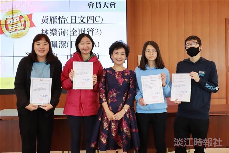 女聯會第13屆第1次會員大會