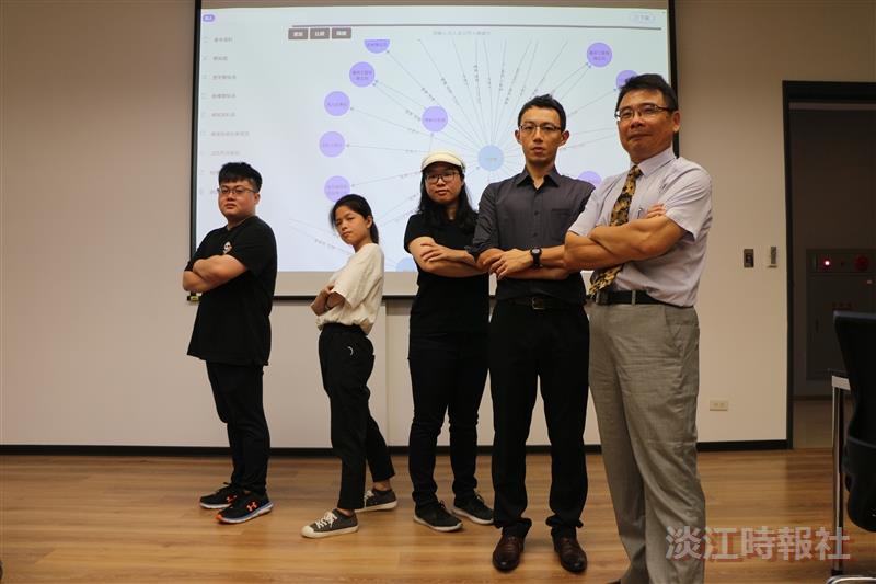 蕭瑞祥獲價創計畫千萬補助 開發KYC智慧平台