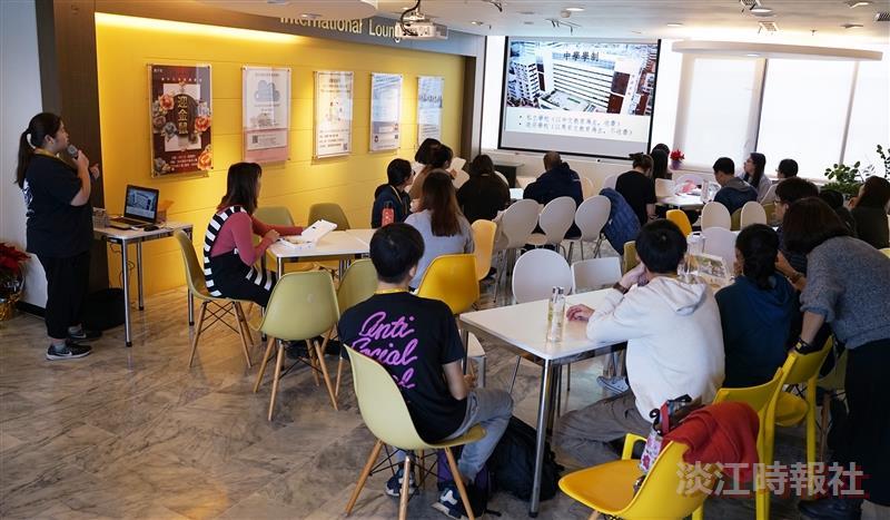 國際處舉辦境外生「溫馨接送情」聯誼餐會
