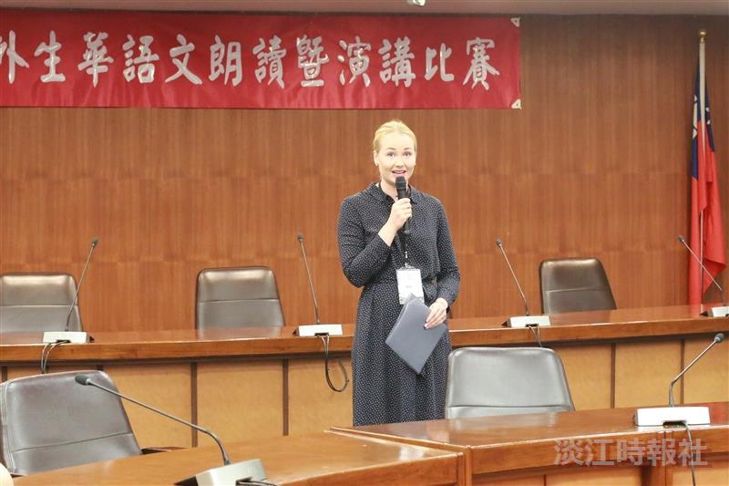 境外生華語文朗讀暨演講比賽