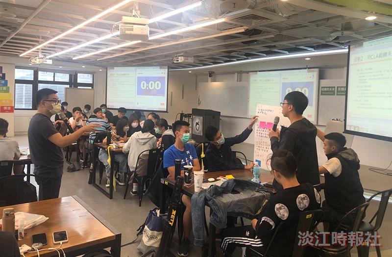 蔡明修創新課程觀課交流